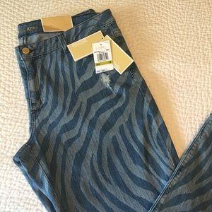MK womens jeans NWT's